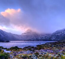 Snow on the Cradle by Stephen  Nicholson