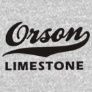 Orson Limestone by DetourShirts