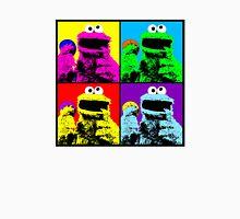Cookie Monster Pop Art Men's Baseball ¾ T-Shirt