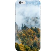 Cloud in the Valley iPhone Case/Skin