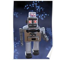 ⁀) ✫ ✫ ROBOT (COLLECTABLE) ⁀) ✫ ✫ Poster