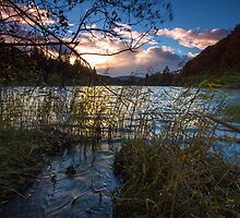 Loch Ard by Paul Messenger