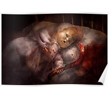 Creepy - Doll - Pleasant Dreams  Poster