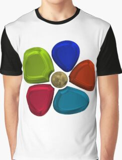 COOL FLOWER Graphic T-Shirt