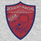 usa warriors spaceman by rogers bros by usanewyork