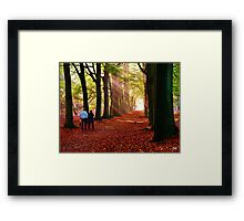 Photographers day Framed Print