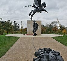 Parachute Regiment & Airborne Memorial by AlanMartin