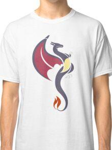 Blazing Flame - Shiny Charizard Classic T-Shirt