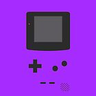 Gameboy Iphone Case Purple by triforce15