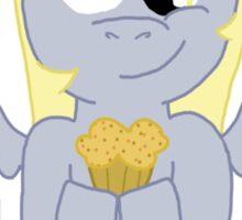 Derpy muffin Sticker