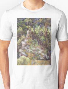 Ellenborough River - plein air Unisex T-Shirt