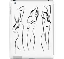 Cute girl iPad Case/Skin