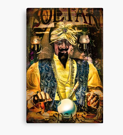 Zoltar Speaks Canvas Print