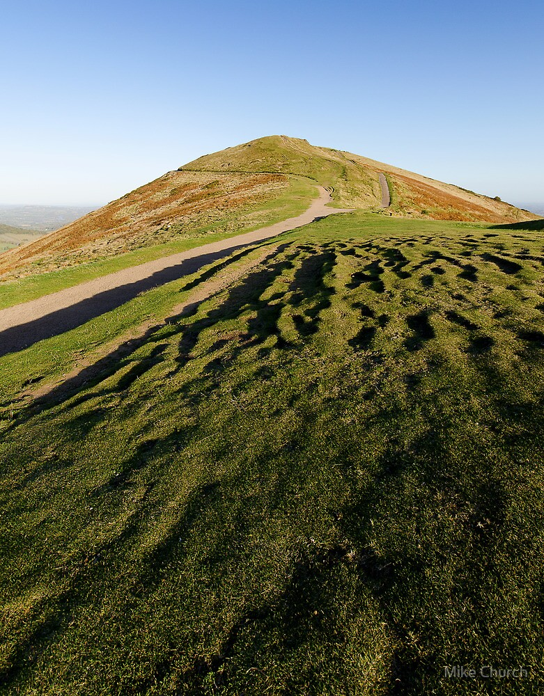 Worcestershire Beacon by Mike Church