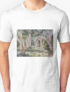 Lake Innes Nature Reserve 2 - plein air Unisex T-Shirt