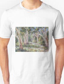 Lake Innes Nature Reserve 2 - plein air T-Shirt