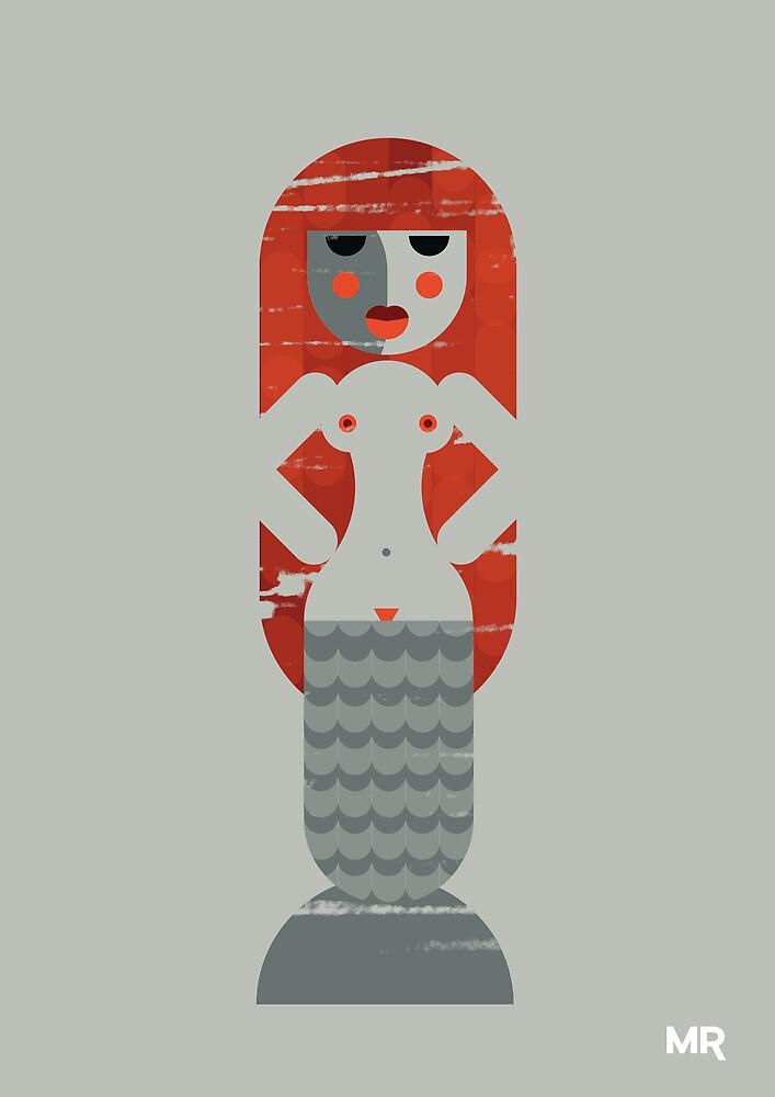 Mermaid 2 by Marco Recuero