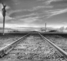 Old R&R line to Dallas Oregon by pdsfotoart