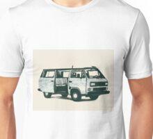 Westfailia Vanagon Unisex T-Shirt