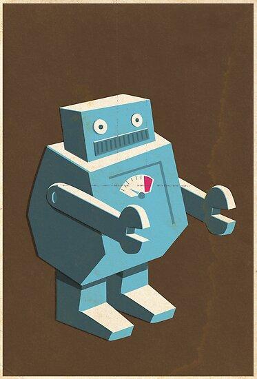 Roboto by Marco Recuero