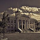 Box Elder County Courthouse #2 by thecameraman