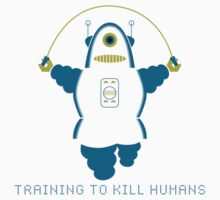 Kill Humans 4 Kids Tee