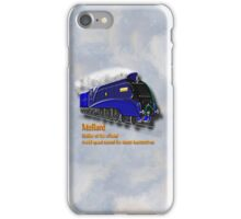 Mallard the Fastest Steam Locomotive iPhone case iPhone Case/Skin