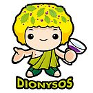 God sake Dionysus by Boians