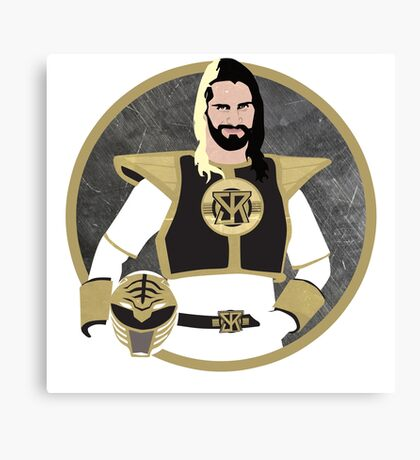 Power Rollins Canvas Print