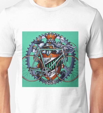 Harry Quinn time trial bicycle Unisex T-Shirt