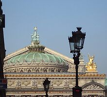 L'Opera Garnier by travisferrell