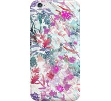 Coastal Flora 09 iPhone Case/Skin