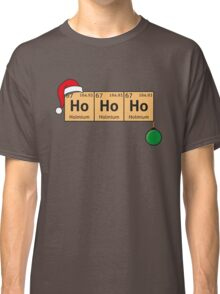 Chemistry Christmas Classic T-Shirt