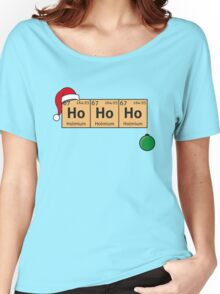 Chemistry Christmas Women's Relaxed Fit T-Shirt