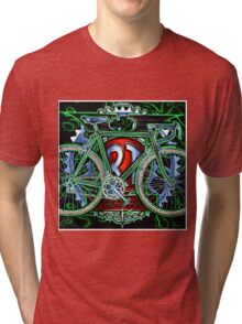 Rotrax touring bicycle Tri-blend T-Shirt