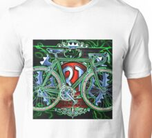 Rotrax touring bicycle Unisex T-Shirt