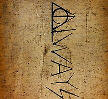 Always Deathly Hallows by picky62version2