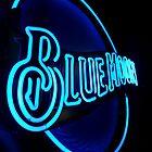 Blue Moon by Nicole  Markmann Nelson