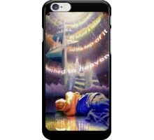 Jacob's Ladder : And he dreamed... iPhone Case/Skin