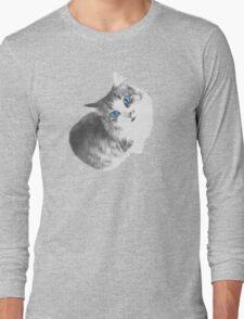 Maya the Cat Long Sleeve T-Shirt