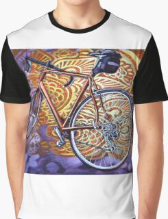 Cannondale Touring Bicycle Graphic T-Shirt