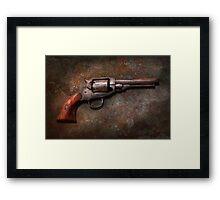 Gun - Police - Dance for me Framed Print