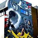 Backstreet Brighton Art by mikebov