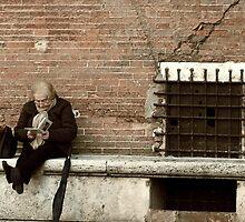 Lost in a Story-Siena, Italy by Deborah Downes