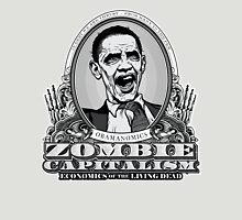 Zombie Economics Obama Edition Unisex T-Shirt