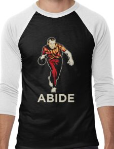 Nixon Bowling Abide Men's Baseball ¾ T-Shirt
