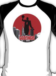 Godzingis - Red T-Shirt