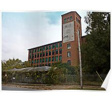 Loray Mill Poster