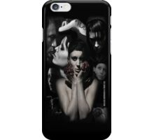 The Girl iPhone Case/Skin