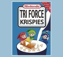 Tri Force Krispies Baby Tee